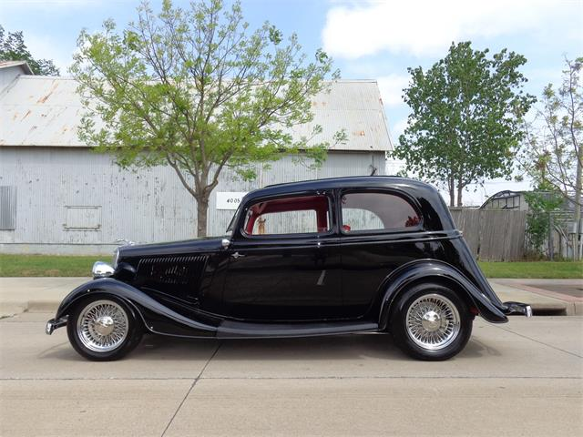 1934 Ford Victoria (CC-1467257) for sale in Rowlett, Texas