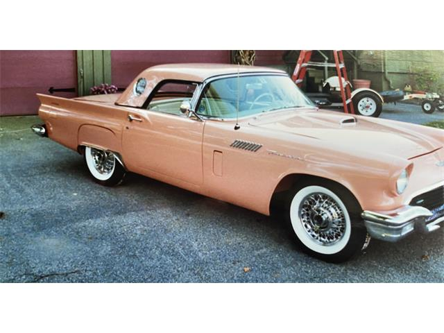 1957 Ford Thunderbird (CC-1467258) for sale in Pelham, New Hampshire
