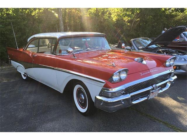 1958 Ford Fairlane 500 (CC-1467259) for sale in Cotuit, Massachusetts
