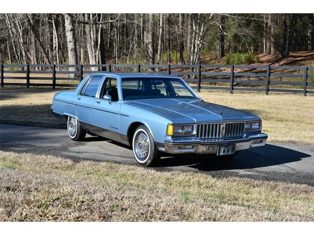 1986 Pontiac Parisienne (CC-1460726) for sale in Youngville, North Carolina