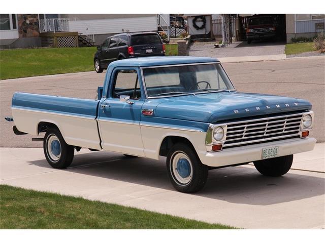 1967 Mercury M-1 (CC-1467263) for sale in Edmonton, Alberta
