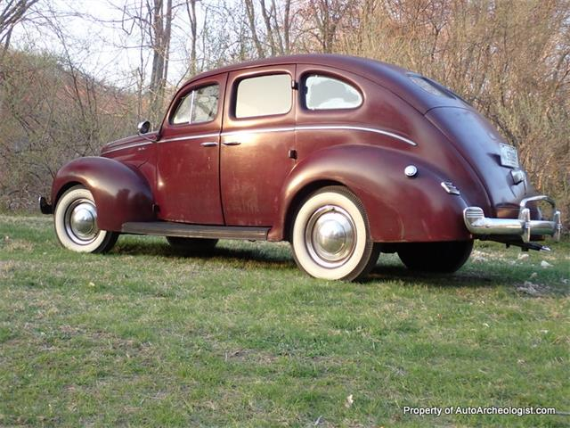 1940 Ford Deluxe (CC-1467267) for sale in Essex, Connecticut