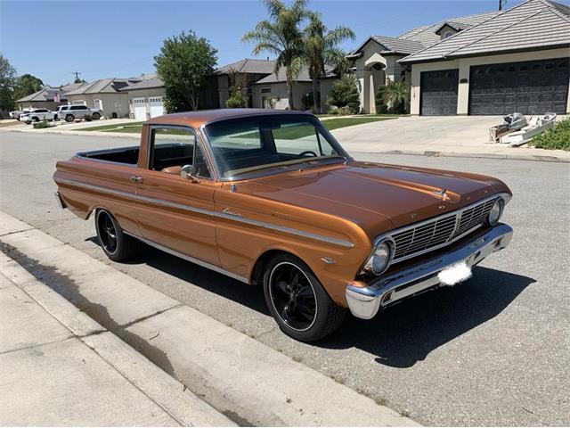 1965 Ford Ranchero (CC-1467271) for sale in Bakersfield, California