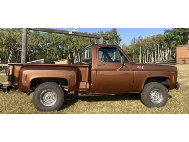 1978 GMC K10 (CC-1467272) for sale in Edmonton, Alberta
