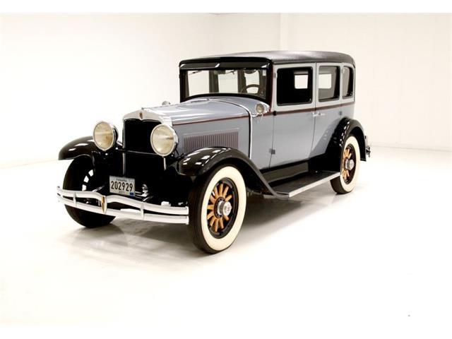 1929 Hupmobile Century 6 (CC-1467280) for sale in Morgantown, Pennsylvania