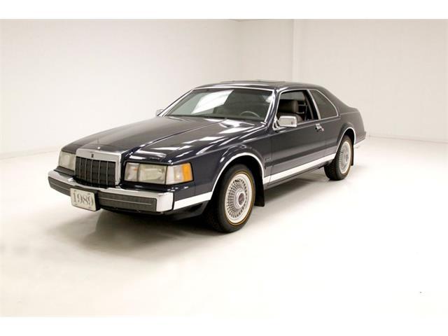 1989 Lincoln Mark V (CC-1467281) for sale in Morgantown, Pennsylvania