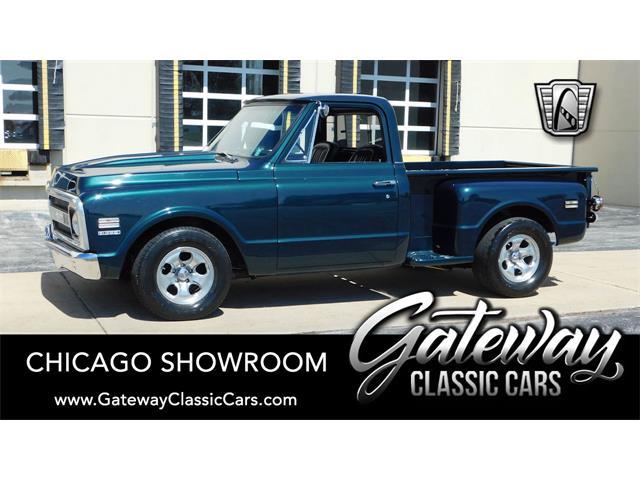1969 Chevrolet C10 (CC-1467282) for sale in O'Fallon, Illinois