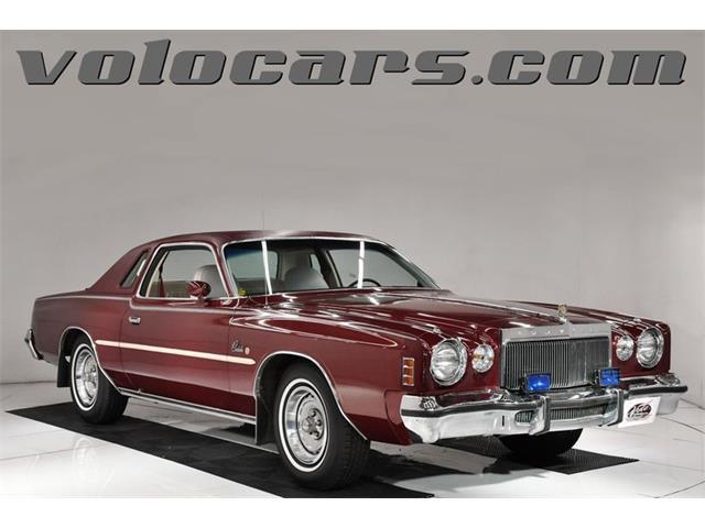 1976 Chrysler Cordoba (CC-1467290) for sale in Volo, Illinois