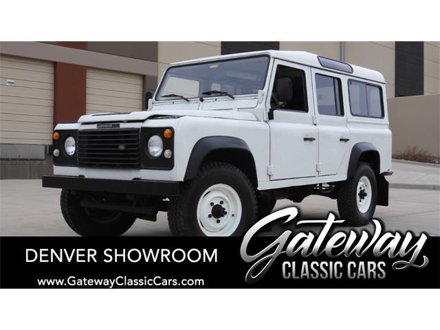 1993 Land Rover Defender (CC-1467294) for sale in O'Fallon, Illinois