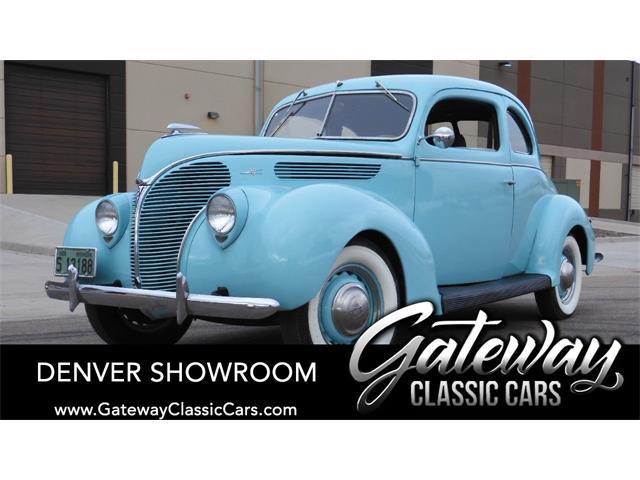 1938 Ford Club Coupe (CC-1467296) for sale in O'Fallon, Illinois
