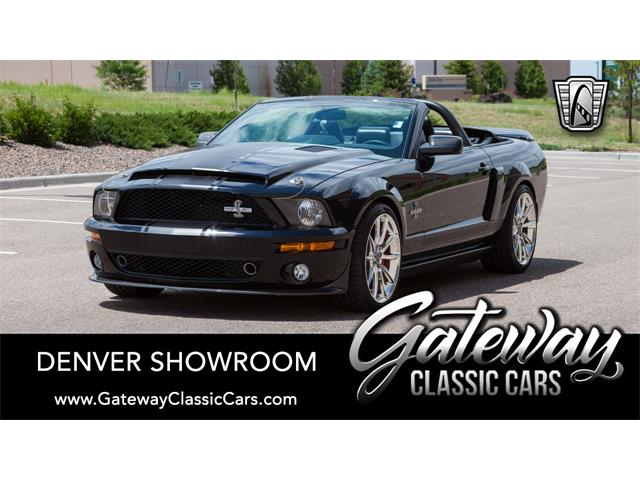 2007 Ford Mustang (CC-1467302) for sale in O'Fallon, Illinois