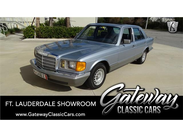 1984 Mercedes-Benz 300SD (CC-1467307) for sale in O'Fallon, Illinois