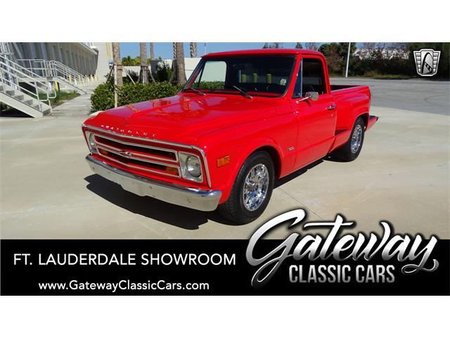 1968 Chevrolet Pickup (CC-1467308) for sale in O'Fallon, Illinois