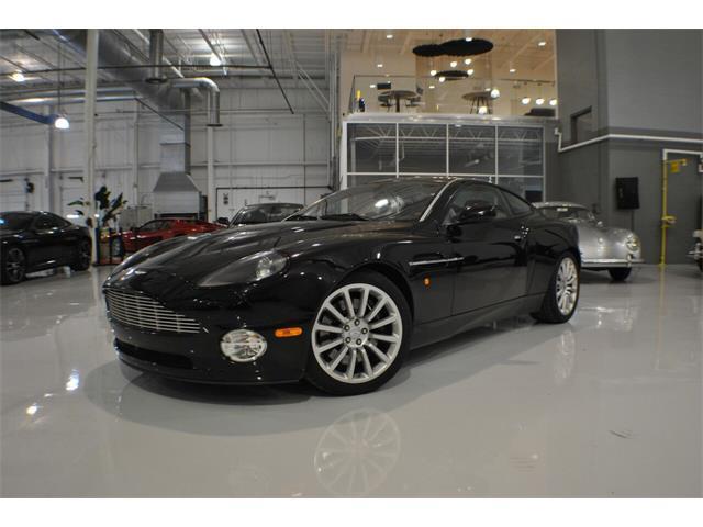 2003 Aston Martin V12 (CC-1467309) for sale in Charlotte, North Carolina