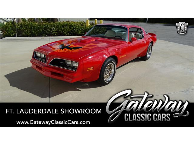 1978 Pontiac Firebird Trans Am (CC-1467311) for sale in O'Fallon, Illinois