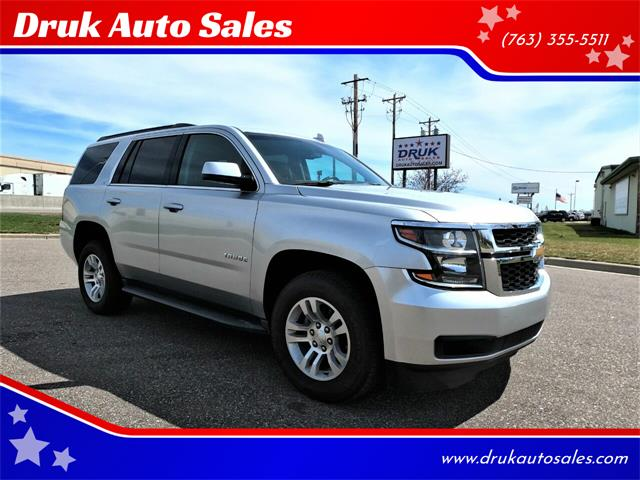 2017 Chevrolet Tahoe (CC-1467314) for sale in Ramsey, Minnesota