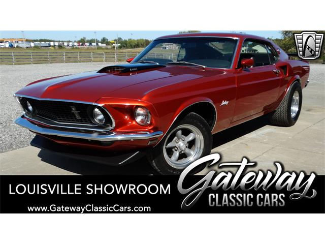 1969 Ford Mustang (CC-1467318) for sale in O'Fallon, Illinois