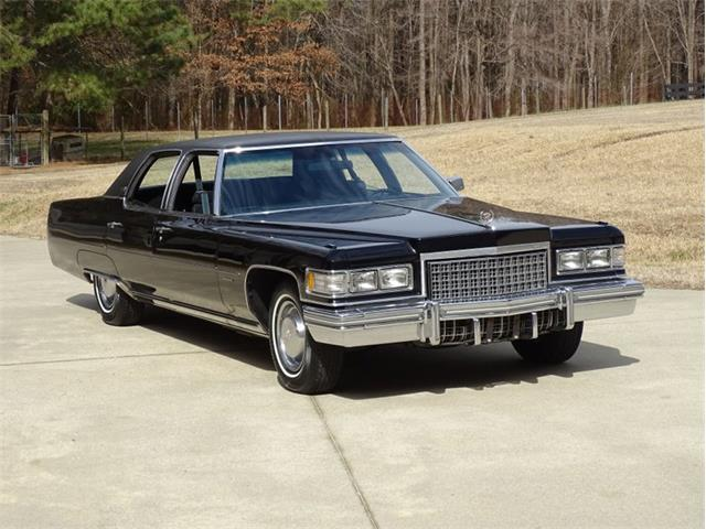 1976 Cadillac Fleetwood (CC-1460732) for sale in Youngville, North Carolina