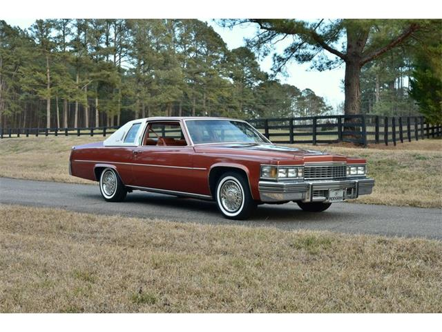 1977 Cadillac Coupe (CC-1460733) for sale in Youngville, North Carolina