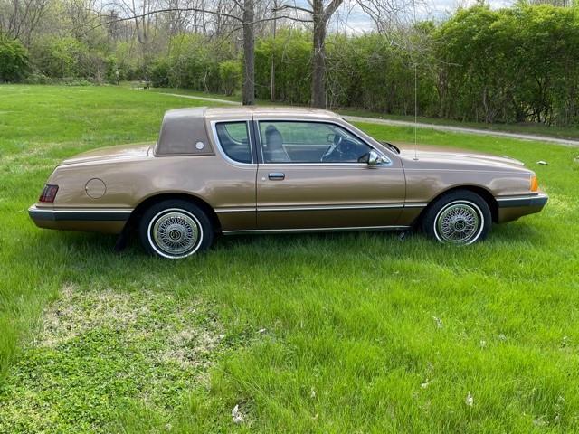 1985 Mercury Cougar (CC-1467338) for sale in Carlisle, Pennsylvania