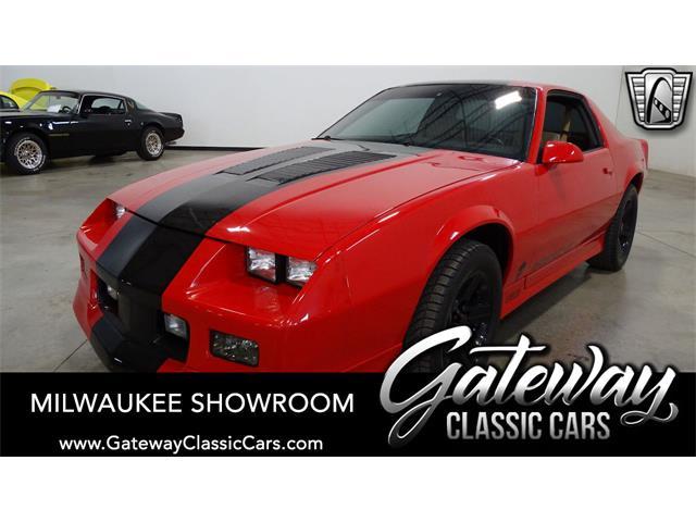 1987 Chevrolet Camaro (CC-1467341) for sale in O'Fallon, Illinois