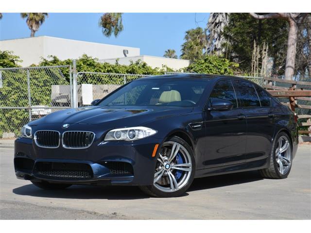 2013 BMW M5 (CC-1467347) for sale in Santa Barbara, California