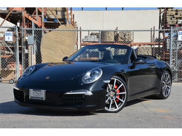 2012 Porsche 911 (CC-1467348) for sale in Santa Barbara, California