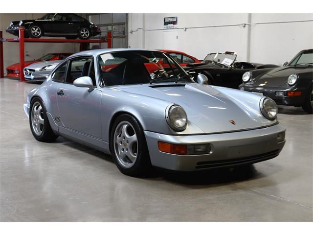 1993 Porsche 911 (CC-1467354) for sale in San Carlos, California