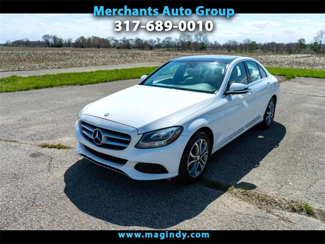 2016 Mercedes-Benz C-Class (CC-1467371) for sale in Cicero, Indiana