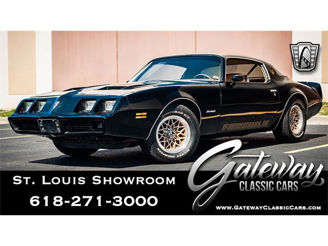 1979 Pontiac Firebird Formula (CC-1467387) for sale in O'Fallon, Illinois
