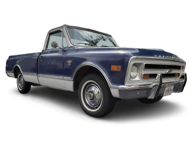 1968 Chevrolet C10 (CC-1460074) for sale in Lake Hiawatha, New Jersey