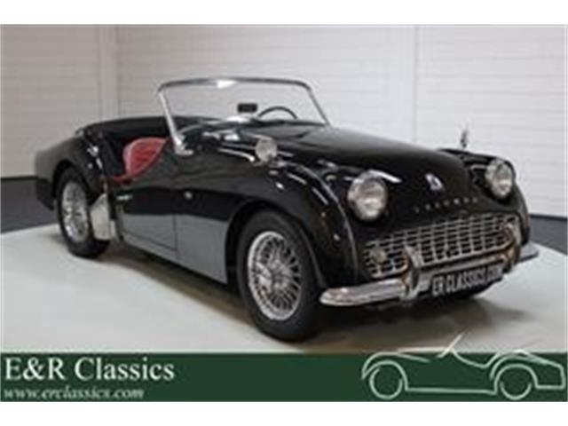 1961 Triumph TR3A (CC-1467404) for sale in Waalwijk, [nl] Pays-Bas