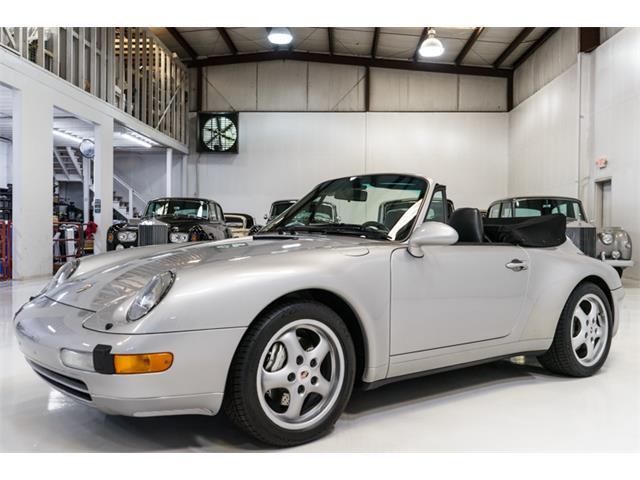 1997 Porsche 911/993 Carrera (CC-1467408) for sale in Saint Louis, Missouri