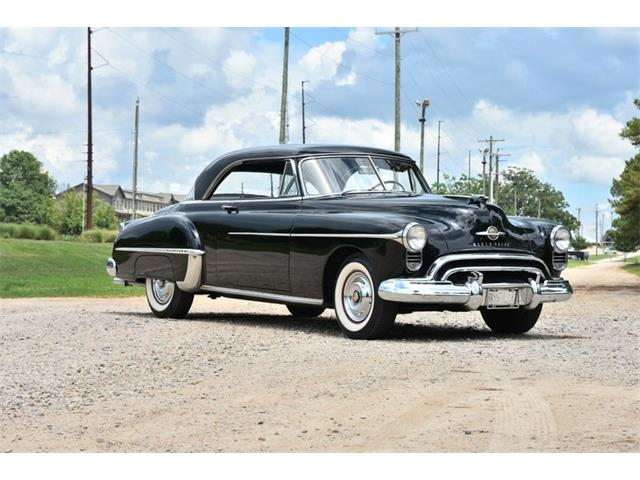 1950 Oldsmobile Holiday (CC-1460741) for sale in Youngville, North Carolina