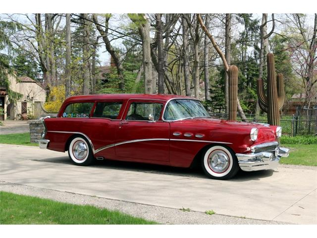 1956 Buick Estate Wagon (CC-1467418) for sale in Waterford, Michigan