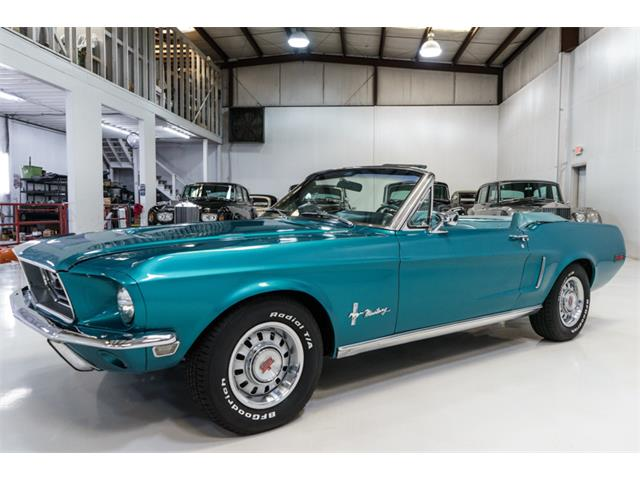 1968 Ford Mustang (CC-1467419) for sale in St. Louis, Missouri