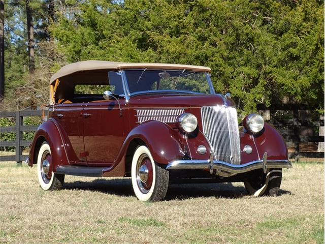 1936 Ford Phaeton (CC-1460742) for sale in Youngville, North Carolina