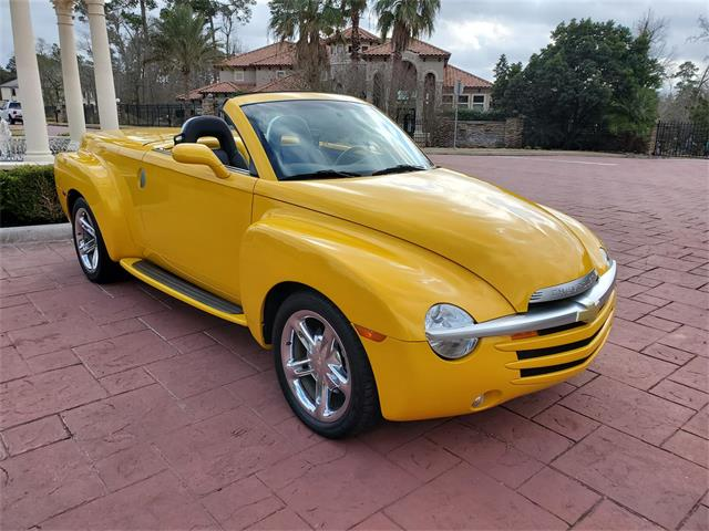 2005 Chevrolet SSR (CC-1467422) for sale in Conroe, Texas