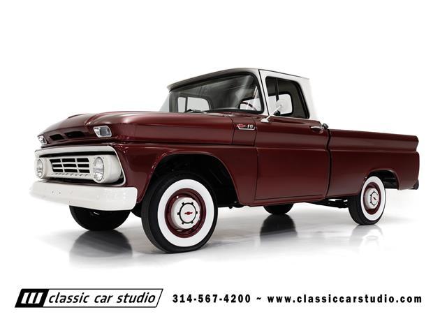 1962 Chevrolet C10 (CC-1467430) for sale in Saint Louis, Missouri