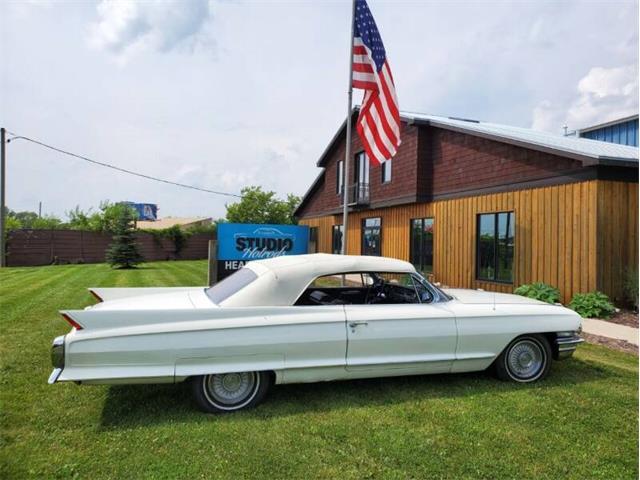 1962 Cadillac Series 62 (CC-1467432) for sale in Richmond, Illinois