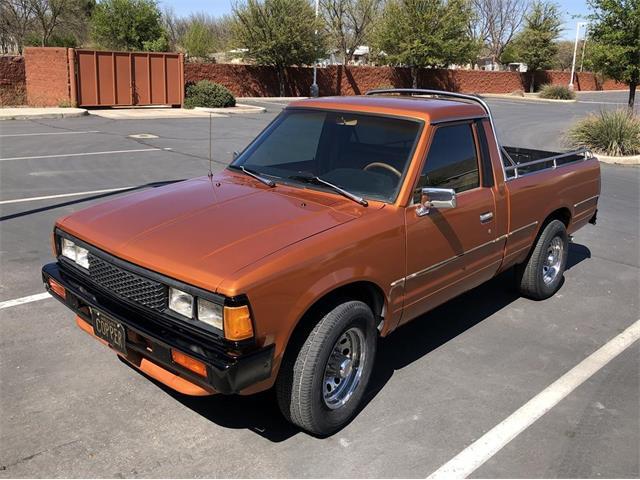 1986 Nissan 720 (CC-1467447) for sale in Saint David , Arizona