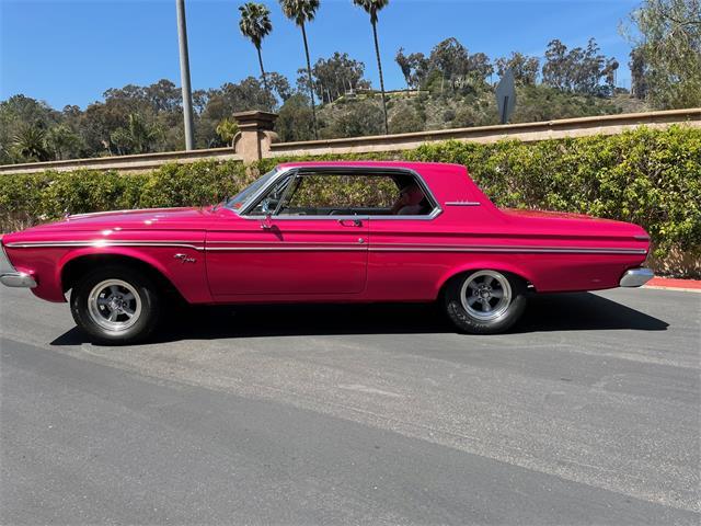 1963 Plymouth Fury (CC-1467450) for sale in Orange, California