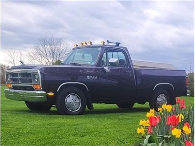 1989 Dodge Pickup (CC-1467451) for sale in Lititz , Pa