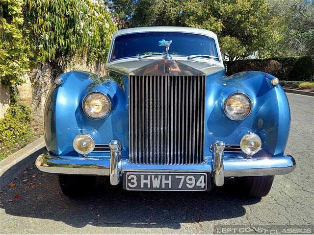 1961 Rolls-Royce Silver Cloud II (CC-1467455) for sale in Sonoma, California