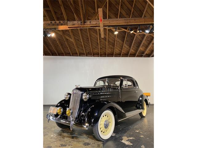 1936 Chevrolet Deluxe Business Coupe (CC-1460746) for sale in Oakland, California