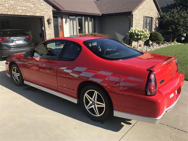 2000 Chevrolet Monte Carlo SS (CC-1460747) for sale in Bellevue, Ohio