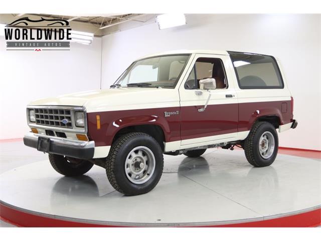 1988 Ford Bronco (CC-1467474) for sale in Denver , Colorado