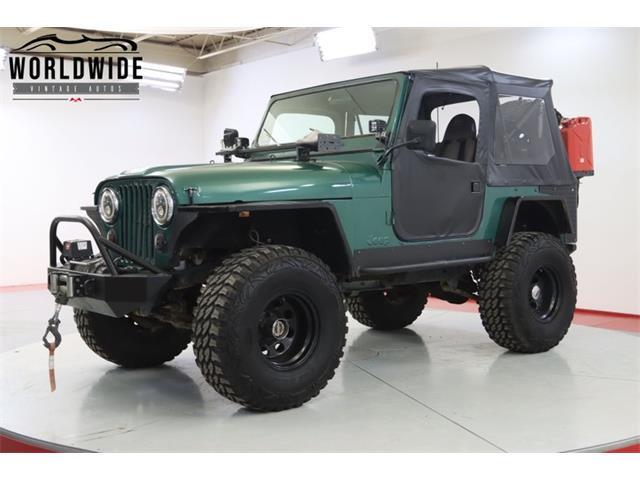 1965 Jeep CJ (CC-1467477) for sale in Denver , Colorado