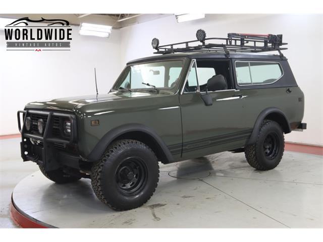 1980 International Scout (CC-1467478) for sale in Denver , Colorado