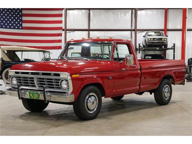 1975 Ford F250 (CC-1467479) for sale in Kentwood, Michigan